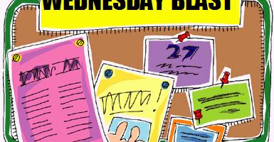 Wednesday Blast February 5, 2014