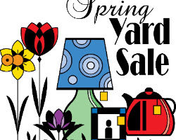 Spring Fling School Yard Sale !!!