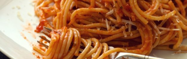 Spaghetti Lunch and Silent Auction