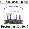 School Advent Service December 13, 2017
