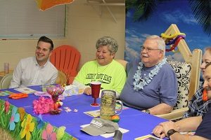 Pastor Hollar's Retirement Celebration