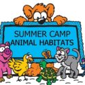 "School Summer Camp 2019 — ""Habitats Around The World"" — Join us to explore from the Back Yard to the Mighty Jungle !!!"
