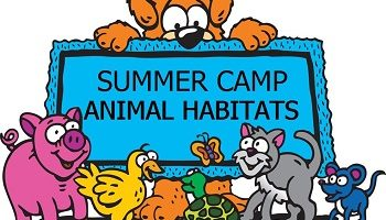 """School Summer Camp 2019 — """"Habitats Around The World"""" — Join us to explore from the Back Yard to the Mighty Jungle !!!"""